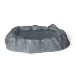 "kh pet products birdbath unheated 1 gallon gray 17 x 235 x 4 250x250 - K&H Pet Products Birdbath Unheated 1 Gallon Gray 17"" x 23.5"" x 4"""