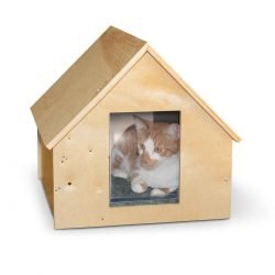 "kh pet products birdwood manor unheated kitty house wood 18 x 16 x 15 250x250 - K&H Pet Products Birdwood Manor Unheated Kitty House Wood 18"" x 16"" x 15"""