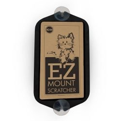 "kh pet products ez mount cat scratcher brown black 75 x 155 x 1 250x250 - K&H Pet Products EZ Mount Cat Scratcher Brown / Black 7.5"" x 15.5"" x 1"""