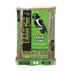 lavian plus parrot food 20 250x250 - L'Avian Plus Parrot Food 20#