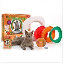 litter kwitter cat toilet training system 250x250 - Litter Kwitter Cat Toilet Training System