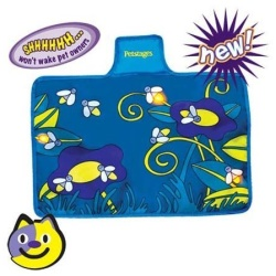 petstages flashing firefly mat blue 250x250 - Petstages Flashing Firefly Mat Blue