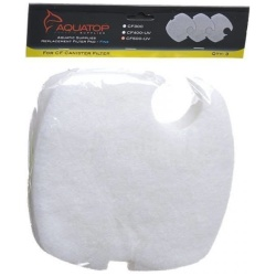 21842 250x250 - Aquatop Replacement Fine Filter Pads (For CF500-UV - Fine [3 Pack])