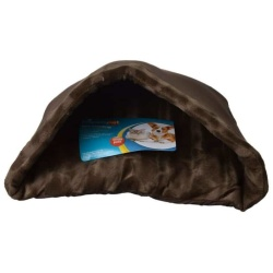 """Petmate Kitty Cave (19"""" Long x 16"""" Wide)"""