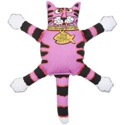 """26570 250x250 - Fat Cat Terrible Nasty Scaries Dog Toy - Assorted (Regular - 14"""" Long - (Assorted Colors))"""