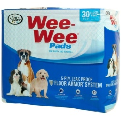 """Four Paws Wee Wee Pads Original (30 Pack [22"""" Long x 23"""" Wide])"""