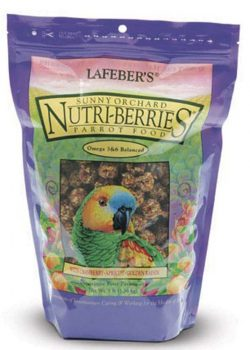 Lafeber Sunny Orchard Nutri-Berries Parrot Food (1oz)