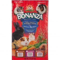 84450 250x250 - LM Animal Farms Bonanza Hamster & Gerbil Gourmet Diet (20 lbs)