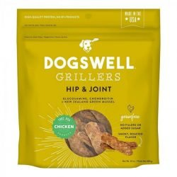 85731 250x250 - Dogswell Grillers Hip & Joint Dog Treats - Chicken (24 oz)