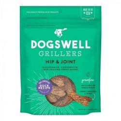 85737 250x250 - Dogswell Grillers Hip & Joint Dog Treats - Duck (10 oz)