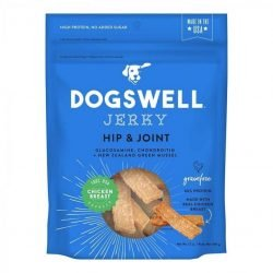 85743 250x250 - Dogswell Jerky Hip & Joint Dog Treats - Chicken (12 oz)