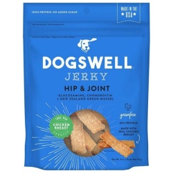 85746 250x250 - Dogswell Jerky Hip & Joint Dog Treats - Chicken (4 oz)