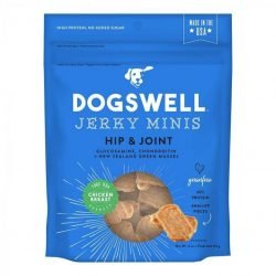 85770 250x250 - Dogswell Jerky Minis Hip & Joint Dog Treats - Chicken (4 oz)