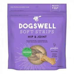 85788 250x250 - Dogswell Soft Strips Hip & Joint Dog Treats - Chicken (20 oz)