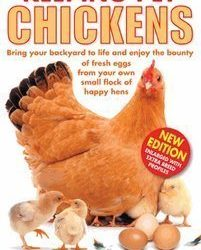 barrons keeping pet chickens 2nd edition by johannes paul and william windham 201x250 - Barron's Keeping Pet Chickens, 2nd Edition By JOhannes Paul and William Windham