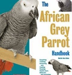 barrons the african grey parrot handbook 2nd by mattie sue athan and dianalee deter 240x250 - Barron's The African Grey Parrot Handbook 2ND By Mattie Sue Athan and Dianalee Deter
