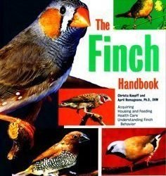 barrons the finch handbook by c koepff amp a romagnano phddvm 236x250 - Barron's The Finch Handbook by C. Koepff & A. Romagnano, Ph.D.,DVM