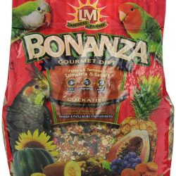 lm animal farms bonanza cockatiel gourmet diet1 250x250 - LM Animal Farms Bonanza Cockatiel Gourmet Diet [ 20 lbs ]