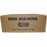 mealworms to go dried mealworms 5 lb - Mealworms To Go Dried Mealworms - 5 Lb