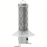 perky squirrel be gone feeder silver 3 lb - Perky Squirrel Be Gone Feeder - Silver - 3 Lb