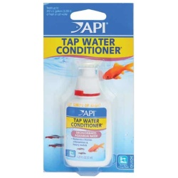 API Tap Water Conditioner Carded 1.25oz bottle