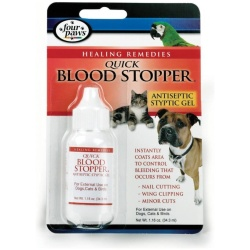 88 original 250x250 - Four Paws Quick Blood Stopper Antiseptic Styptic Gel (1.16 oz)