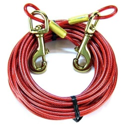 Titan Heavy Tie Out Cable (30' Long Cable)