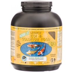 Microbe-Lift Legacy Koi & Goldfish Summer Staple Food (4.75 lbs)