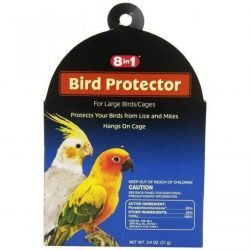 26069 250x250 - Ecotrition Pet Products Bird Cage Protector (Large Cages - .75 oz)