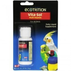 Ecotrition Vita-Sol for Birds (1 oz)