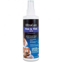 Ultra Care Flea & Tick Spray (8 oz)