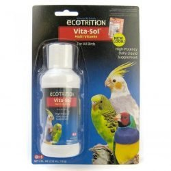 Ecotrition Vita-Sol for Birds (4 oz)