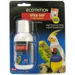 Ecotrition Vita-Sol for Birds (2 oz)