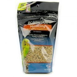 Ecotrition Moulting Health Blend for Parakeets (8 oz)
