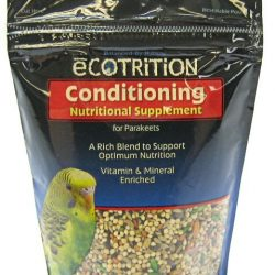 Ecotrition Conditioning Nutritional Supplement for Parakeets (8 oz)