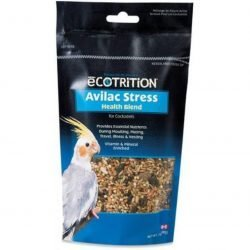 Ecotrition Avilac Stress Health Blend - Cokatiels (7 oz)
