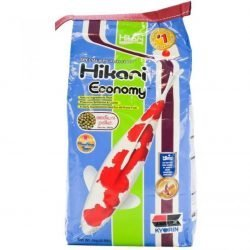 Hikari Economy Fish Food - Medium Pellet (8.8 lbs)