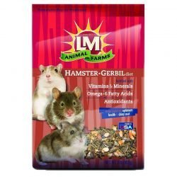 32867 250x250 - LM Animal Farms Hamster & Gerbil Diet (2 lbs)