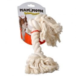"Flossy Chews Rope Bone - White (X-Large [16"" Long])"