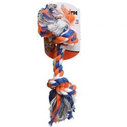"Flossy Chews Colored Rope Bone (X-Large [10"" Long])"