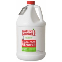 Nature's Miracle Just for Cats Stain & Odor Remover (1 Gallon - Refill)