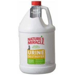 Nature's Miracle Just for Cats Urine Destroyer (1 Gallon)