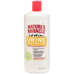 Nature's Miracle Urine Destroyer (32 oz Refill Bottle)