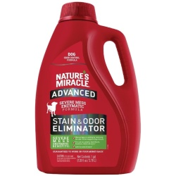 37547 250x250 - Nature's Miracle Advanced Dog Stain & Odor Remover Pour 128 oz