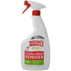 Nature's Miracle Stain & Odor Remover (32 oz Pump Spray Bottle)