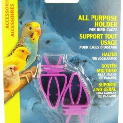 46193 250x250 - Living World All Purpose Holder for Bird Cages - Plastic (All Purpose Holder)