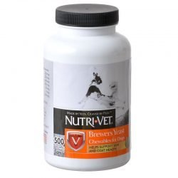 51454 250x250 - Nutri-Vet Brewers Yeast Flavored with Garlic (500 Count)