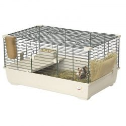 """58159 250x250 - Marchioro Tommy C Guinea Pig & Rabbit Cage (Tommy 72C - 3 Pack - [28.25""""L x 17.25""""W x 15.25""""H])"""