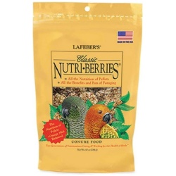 Lafeber Classic Nutri-Berries Conure Food (10 oz)