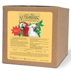 69577 250x250 - Lafeber Classic Nutri-Berries Macaw & Cockatoo Food (20 lb Box)